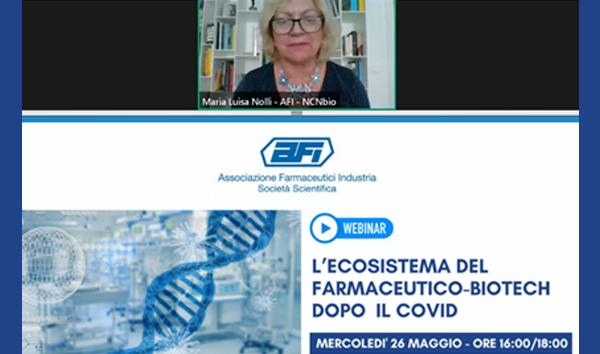 L'ecosistema del farmaceutico-biotech dopo il covid